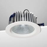 Fisso a soffitto downlight LED